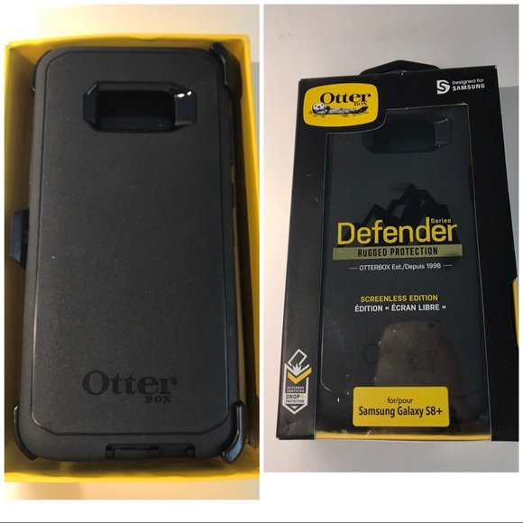 competitive price c7490 4a1cc Otterbox Defender phone case Samsung Galaxy S8+ NWT